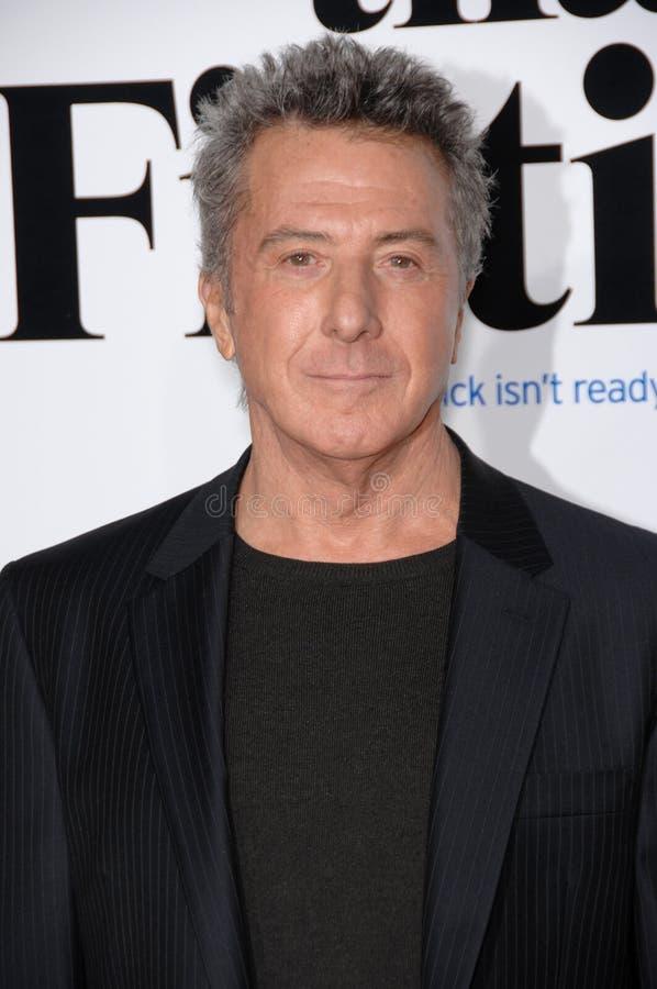 Dustin Hoffman image stock