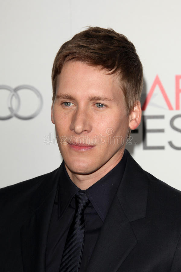 Download Dustin Lance Black editorial stock photo. Image of audi - 22767928