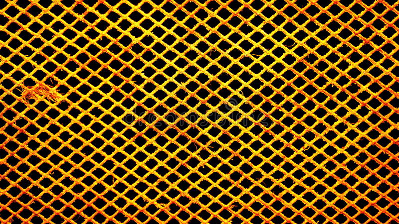 Dusty Mesh Wire arkivfoton