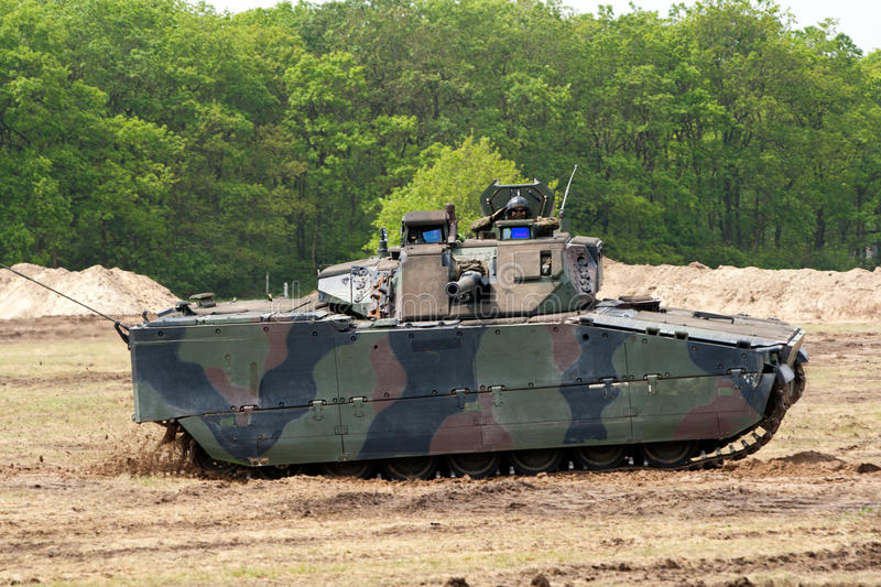 Download Dutch Army Tank Editorial Stock Image - Image: 18500754