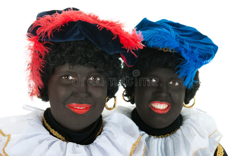 Download Dutch Black Petes Royalty Free Stock Images - Image: 27284119
