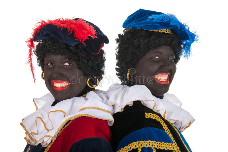 Download Dutch black petes stock photo. Image of netherlands, costume - 27647638