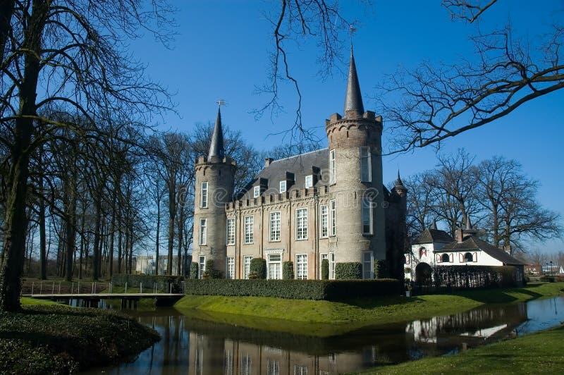 Dutch castle stock image