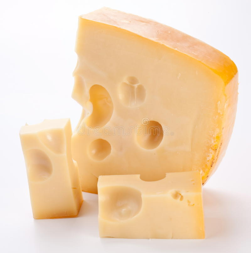 Dutch cheese. stock image
