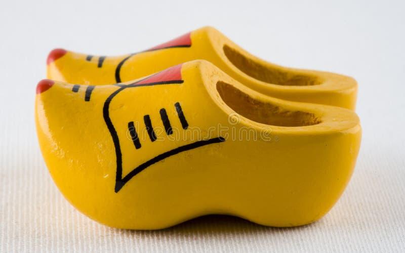 Dutch Clogs Stock Image
