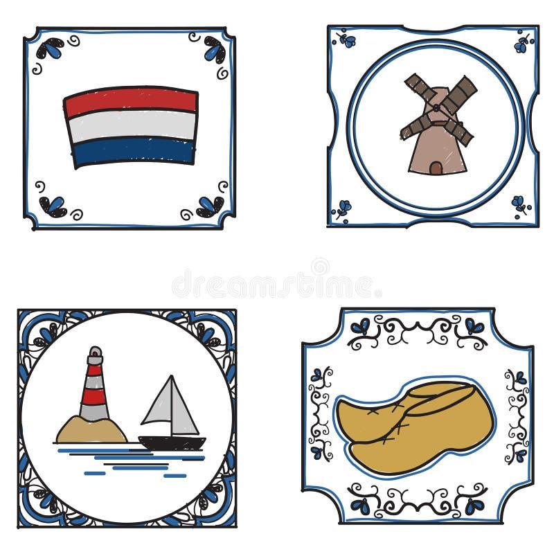 Dutch Stock Illustrations