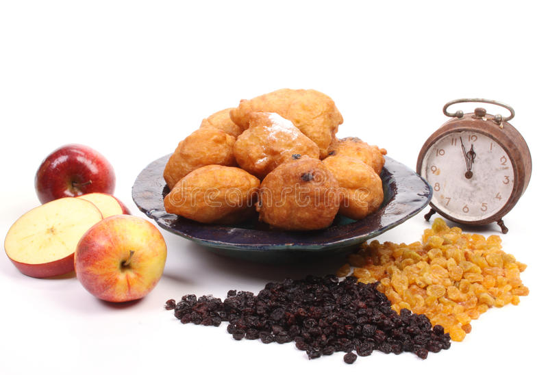 Download Dutch Donuts, Called Oliebollen Royalty Free Stock Image - Image: 17459636