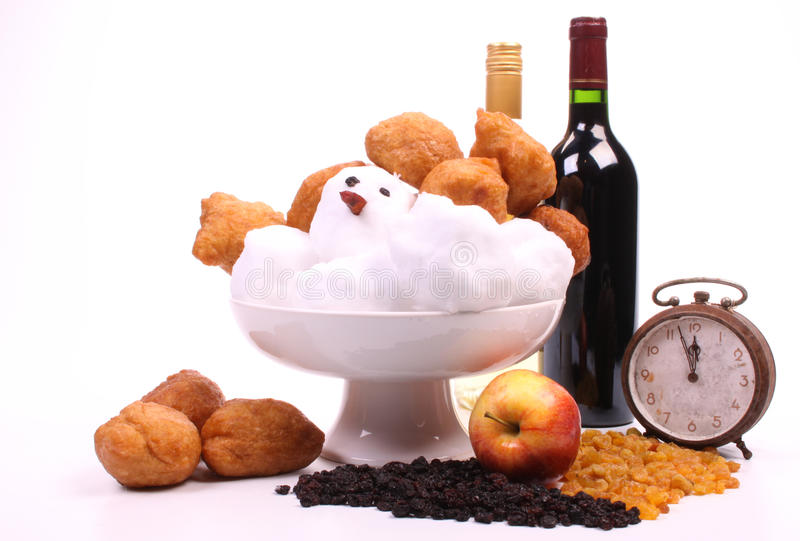 Download Dutch Donuts, Called Oliebollen Stock Photo - Image: 17470918