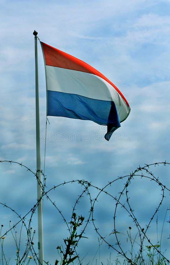 Free Dutch Flag Stock Images - 6026534