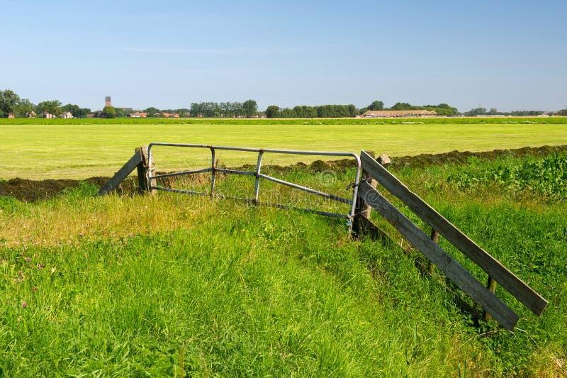 Download Dutch Landscape In Groningen Stock Photography - Image: 26029312