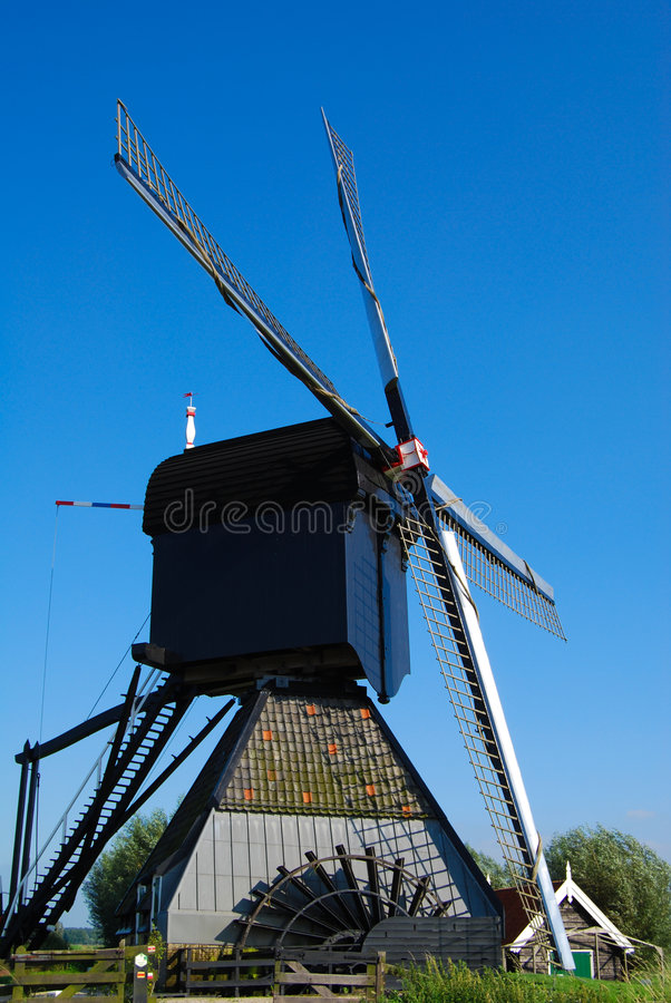 Free Dutch Mill Royalty Free Stock Photography - 4364237