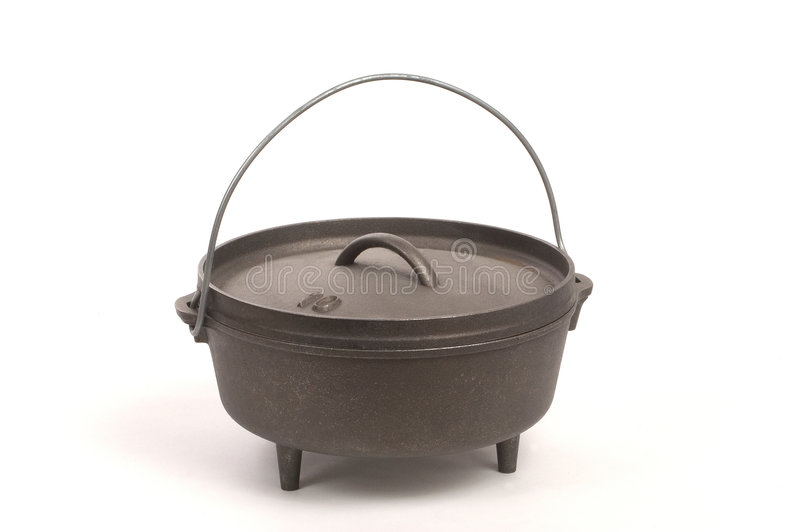 Dutch Oven royalty free stock photo