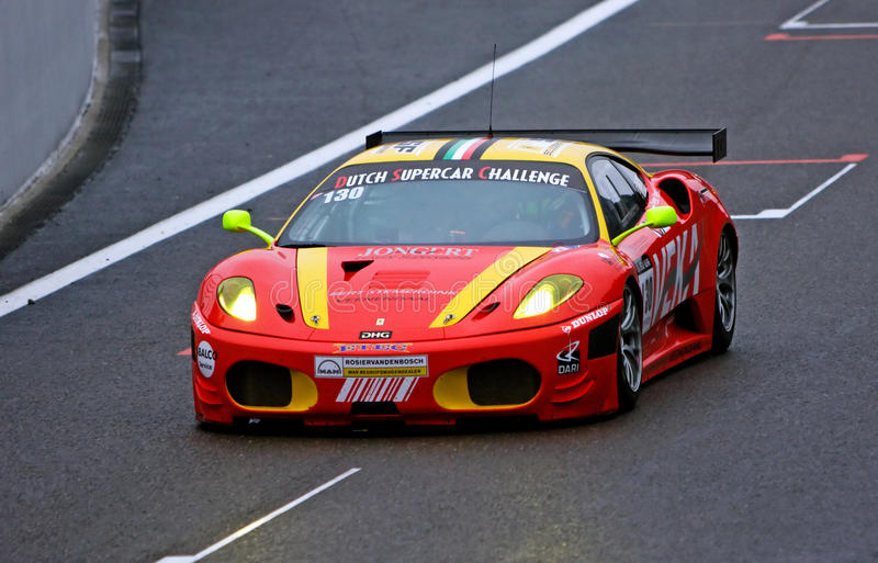 Download Ferrari F430 editorial photography. Image of racing, competition - 16357937