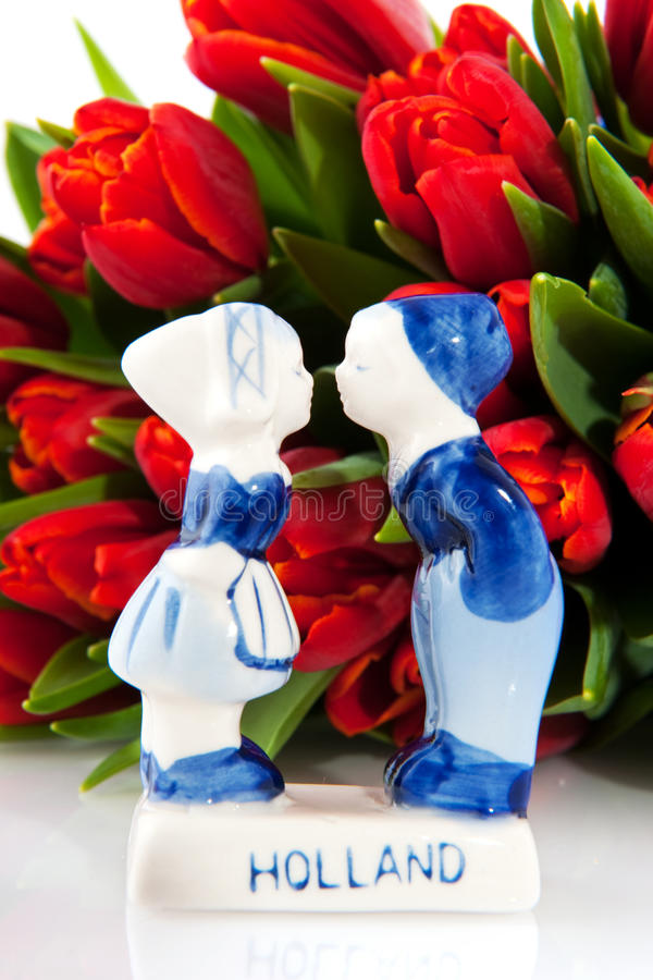 Free Dutch Tulips Stock Images - 12687544