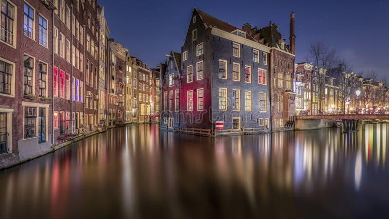 Dutch Venice royalty free stock image