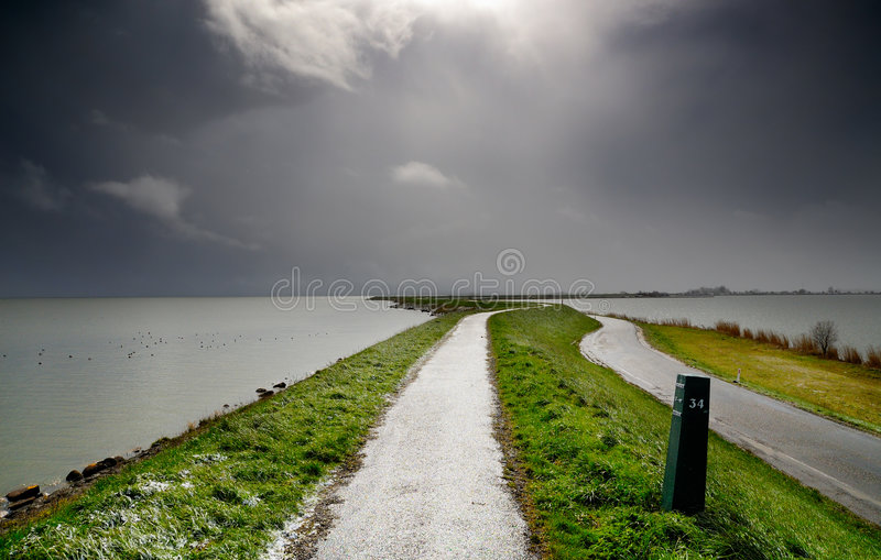 Dutch weather stock photos