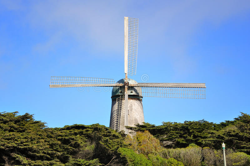 Download Dutch Windmill stock photo. Image of golden, style, dutch - 16382386
