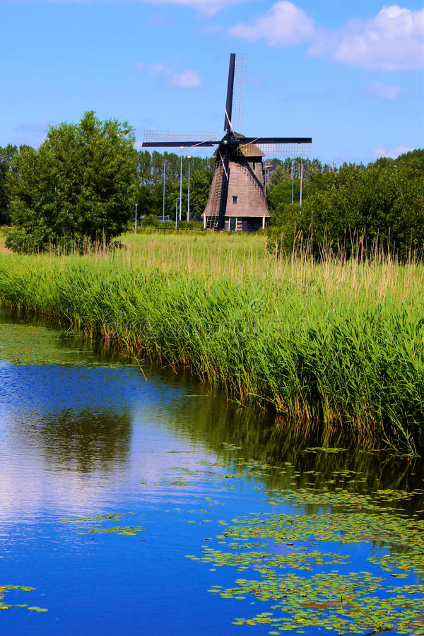 Download Dutch windmills stock photo. Image of alkmaar, europe - 26366812