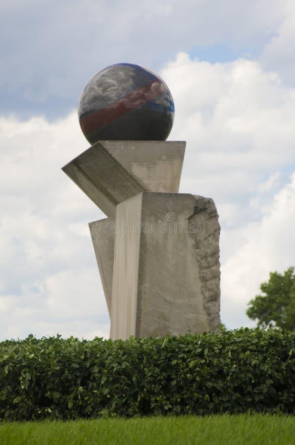 Dutton Brookfield pomnik obrazy stock