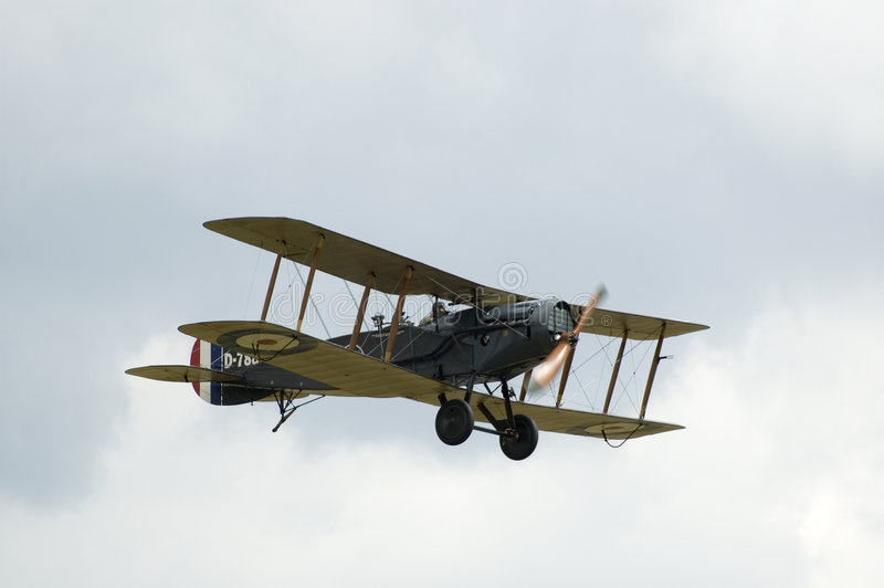 duxford airshow строгает wwii стоковое фото