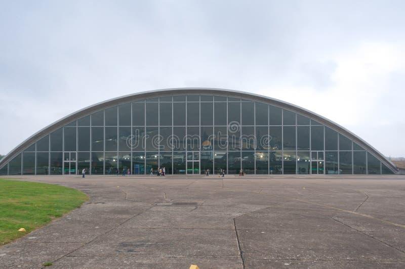Duxford amerykanina powietrza muzeum zdjęcie stock