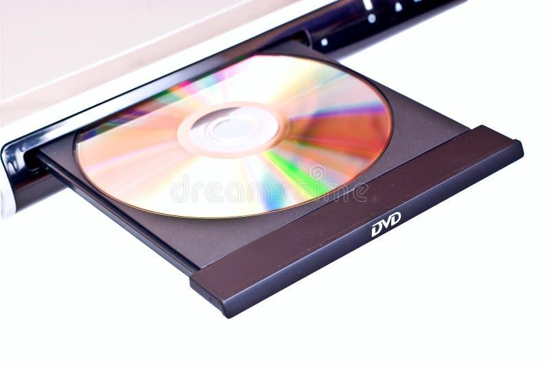 dvd φορέας στοκ φωτογραφία
