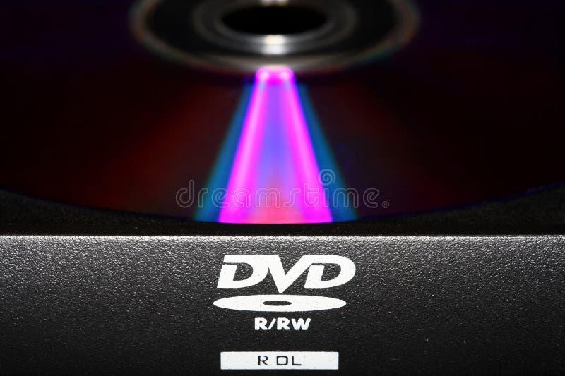 Dvd stockfotografie
