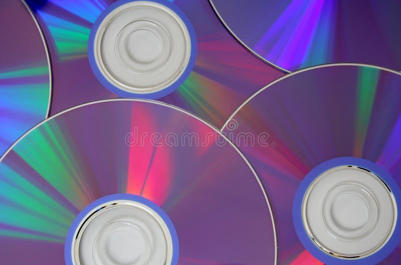 DVD immagine stock libera da diritti