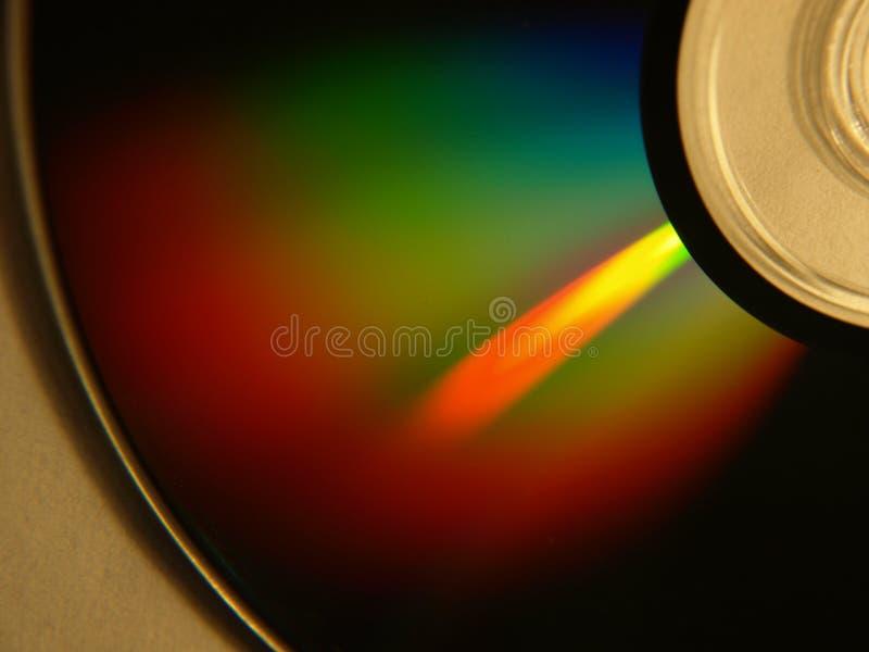 DVD foto de archivo