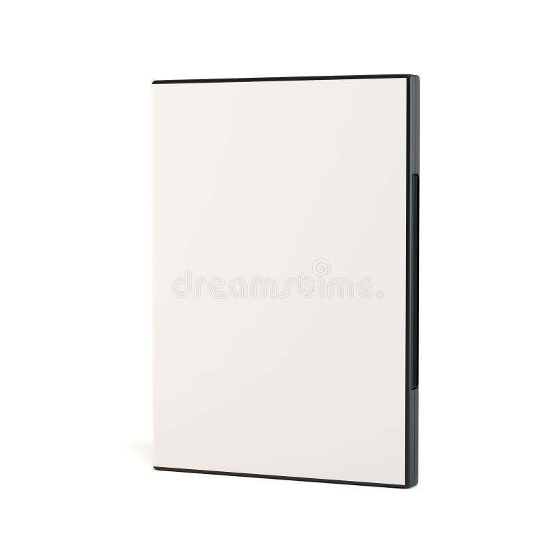 DVD boxas royaltyfri bild