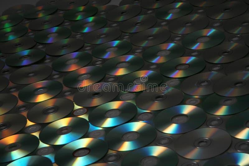 Download Dvd, Cd Stock Photo - Image: 12531980
