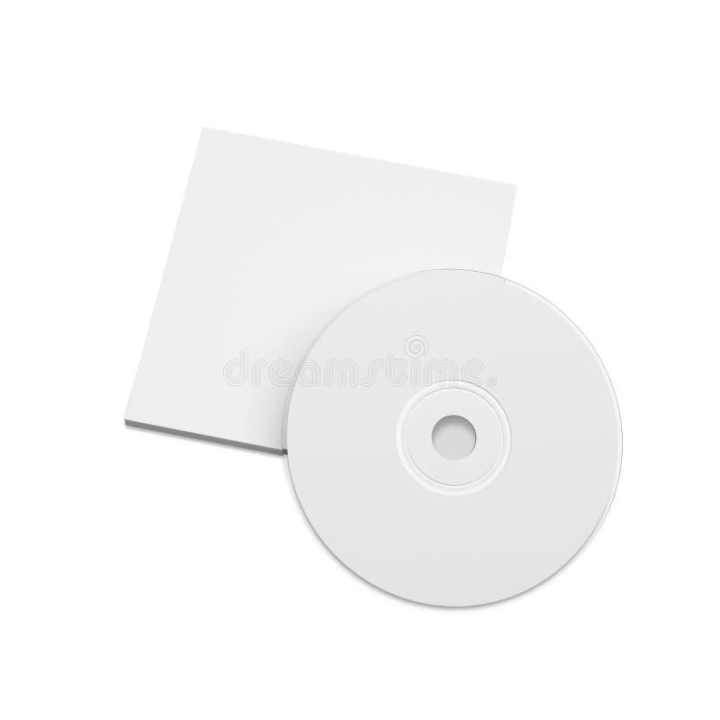 Dvd CD-brännare arkivfoto