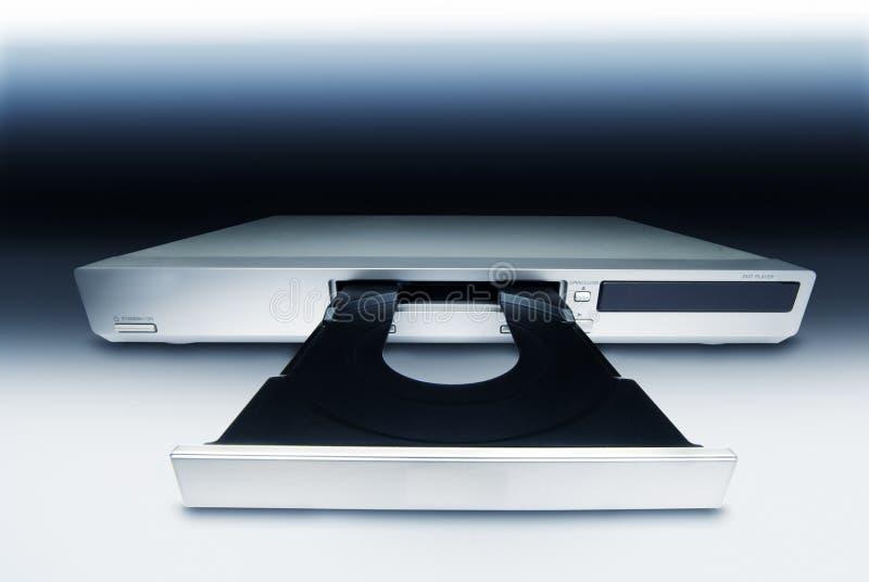 DVD/CD Spieler lizenzfreies stockbild