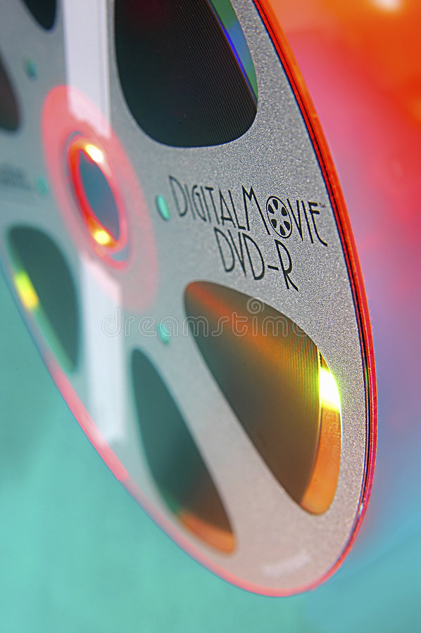 DVD disc stock photos