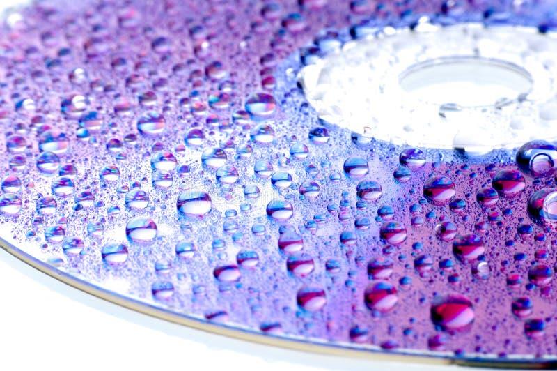 Download DVD Disc stock image. Image of droplet, computer, divx - 1365453