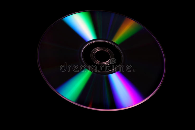 DVD Disc Stock Photography