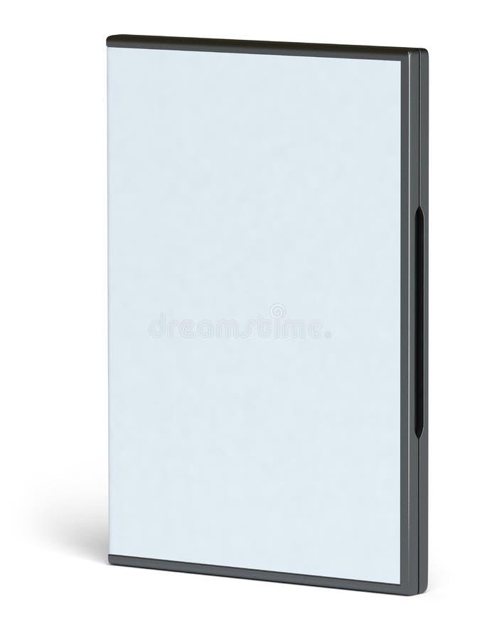 DVD Kasten stockbild