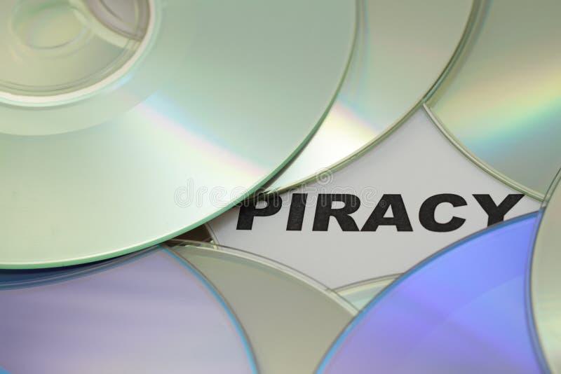 dvd piractwa słowo obraz royalty free