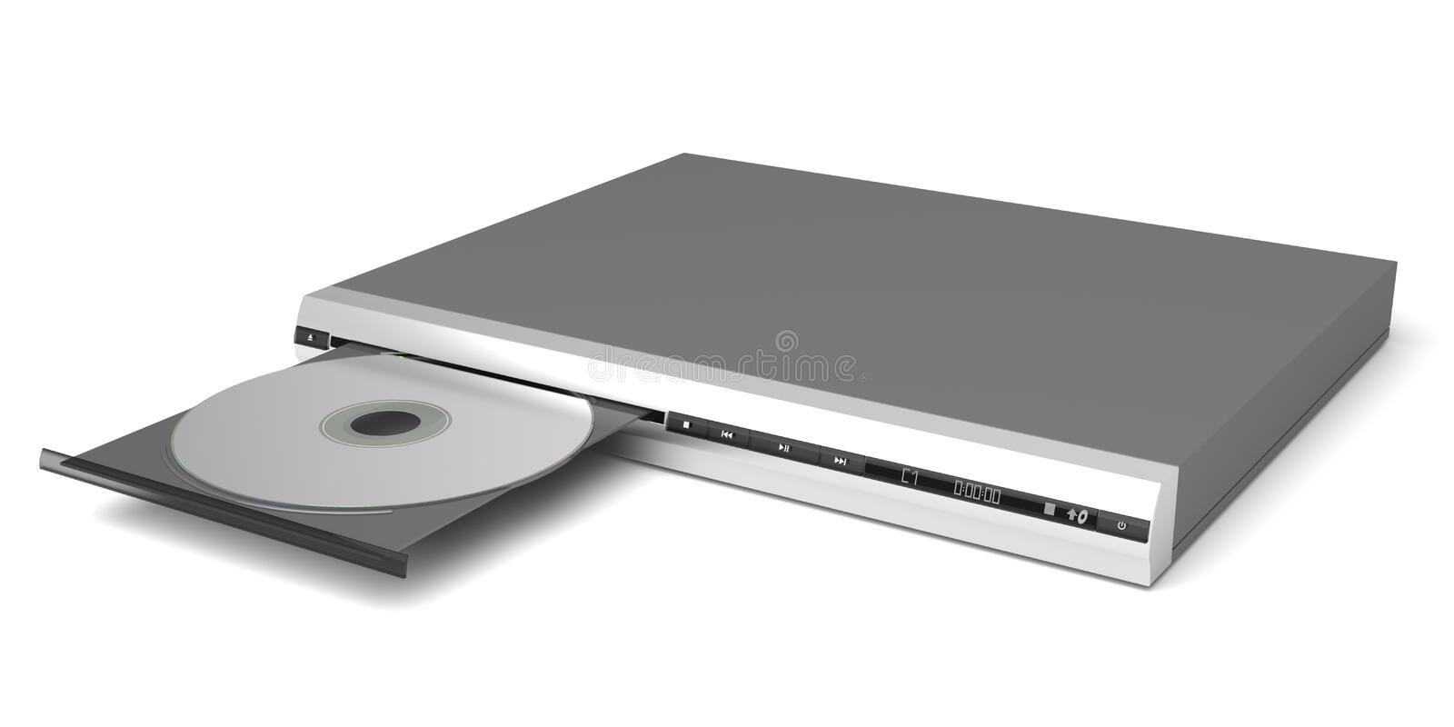 Download DVD Player Stock Photo - Image: 22290600
