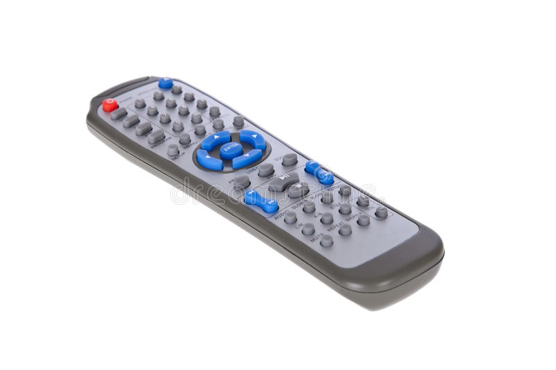 Download DVD remote control stock image. Image of wireless, cell - 11105791
