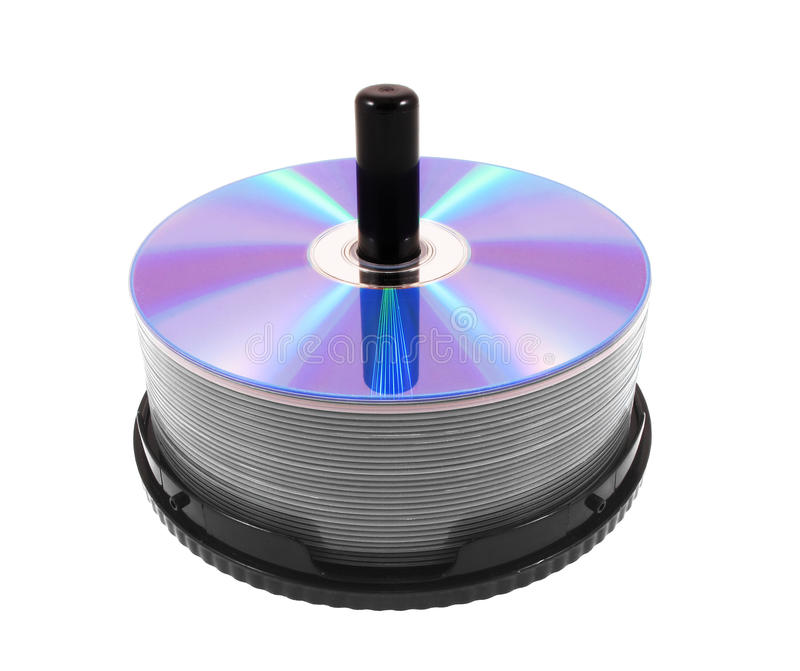 Download DVDs stock photo. Image of colors, beam, archive, macro - 12321990