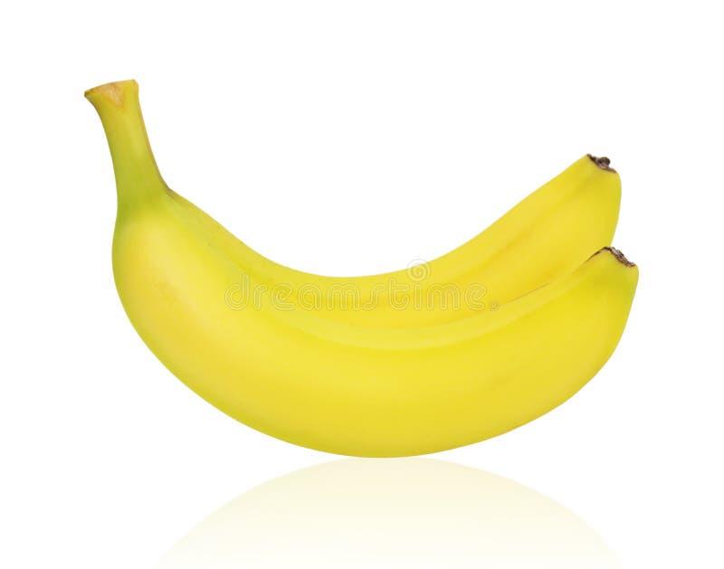 Dwa banana zdjęcie stock