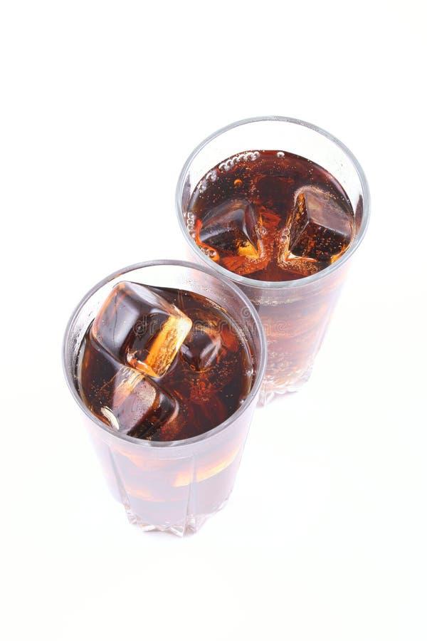 dwa drinka zdjęcie stock