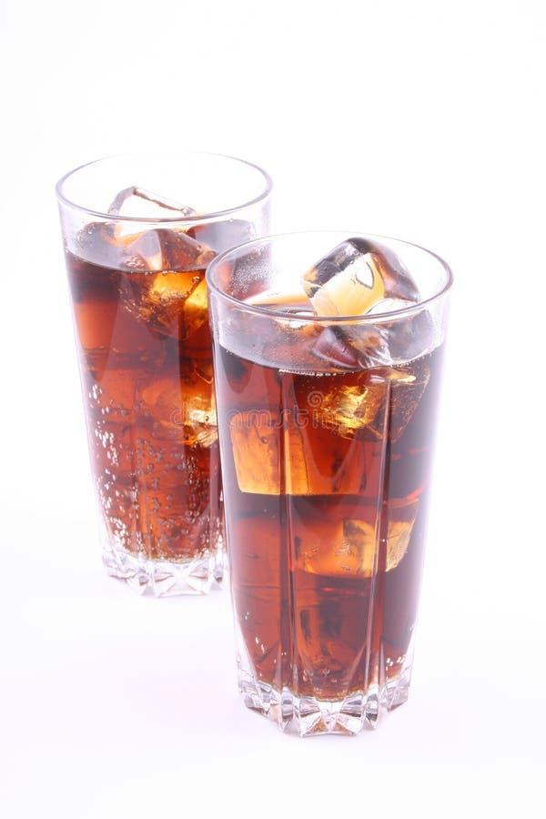 dwa drinka fotografia royalty free