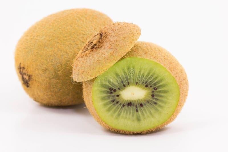 Dwa kiwi owoc zdjęcie royalty free