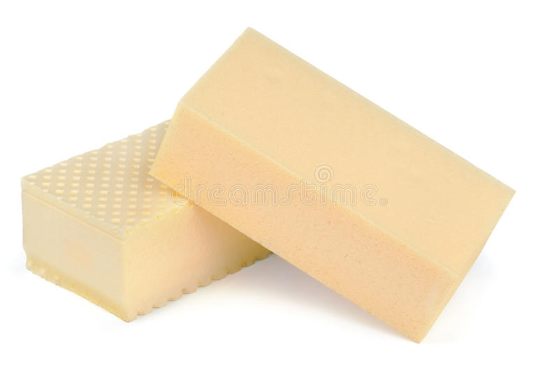 Styrofoam izolacja obraz stock