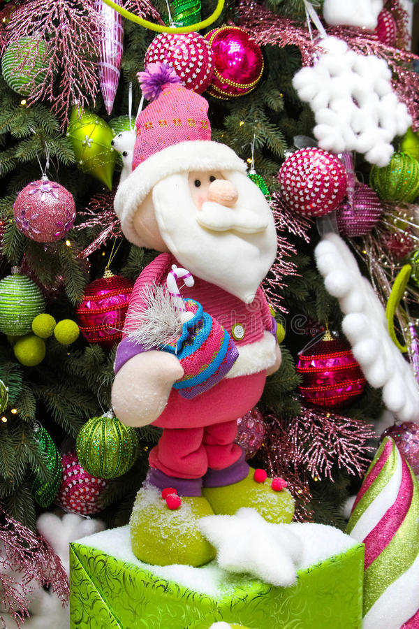 Download Dwarf under the tree stock photo. Image of fairy, decorations - 40368646