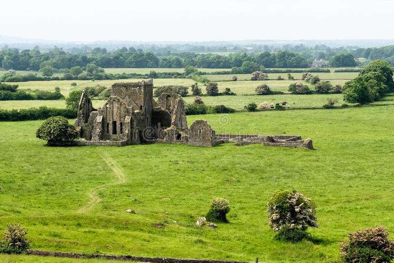 Dwayne Johnson di Cashel, contea Tipperary in Irlanda fotografie stock libere da diritti