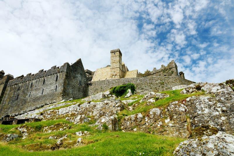 Dwayne Johnson di Cashel, un sito storico situato a Cashel, contea Tipperary, Irlanda immagini stock