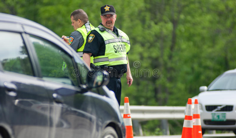 Download DWI Check Point Editorial Image - Image: 25179295